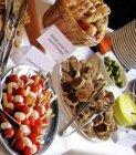 Fingerfoodbuffet